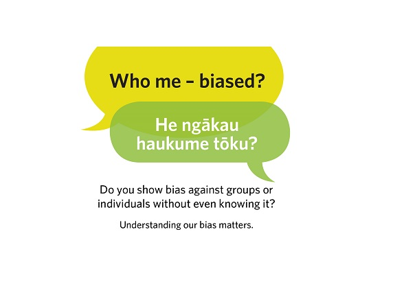 Do you show bias against groups or individuals without even knowing it? Understanding our bias matte